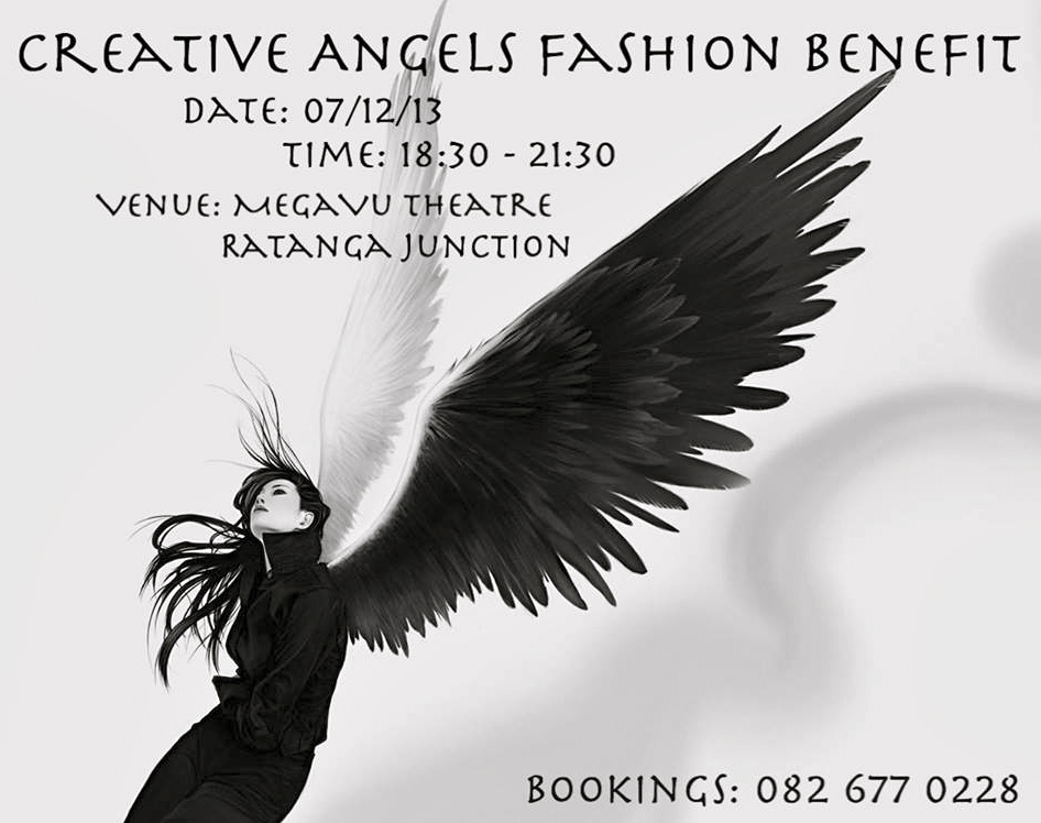 Creative Angels Fashion Benefit 2013, Ratanga Junction, Cape Town, South Africa.