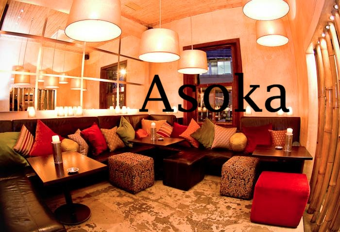 Asoka Bar and Lounge, Kloof Street, Cape Town
