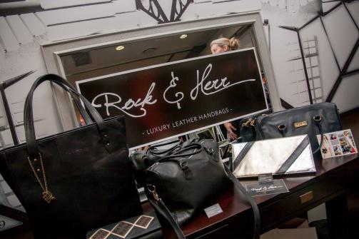 Rock & Herr luxury leather handbags, Cape Town