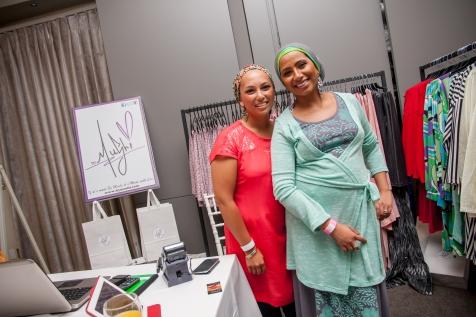 Hijab style fashion shopping, Cape Town