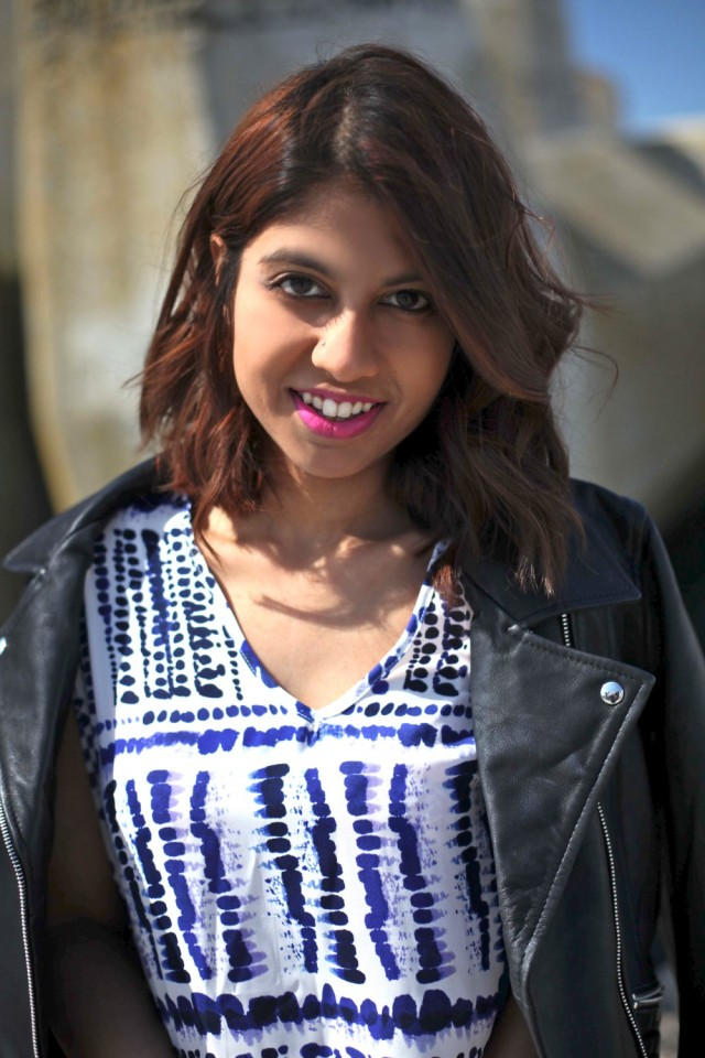 Cape Town Fashion Blogger, Raeesa Naik