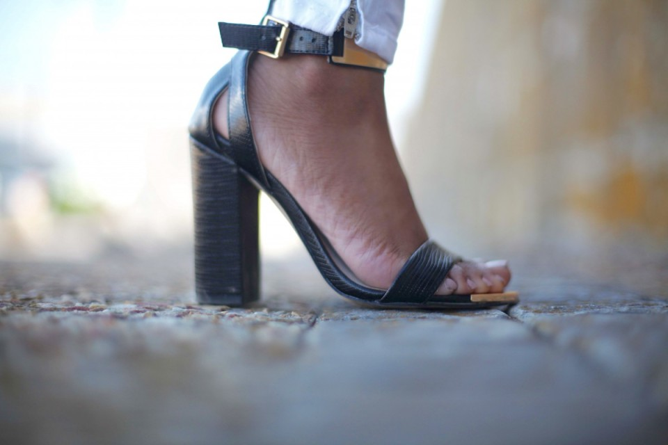 Cape Town Fashion Blogger The Fashion Factor Co Sandal Heels