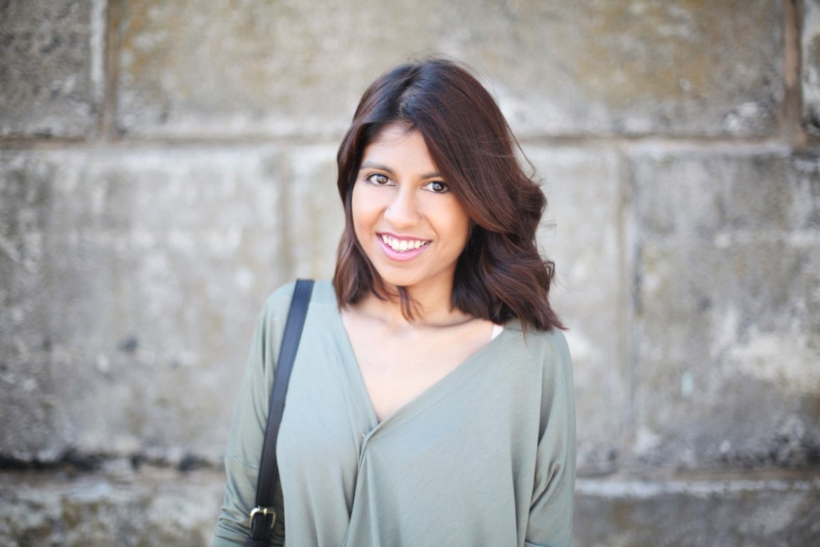 Cape Town Fashion Blogger Raeesa Naik