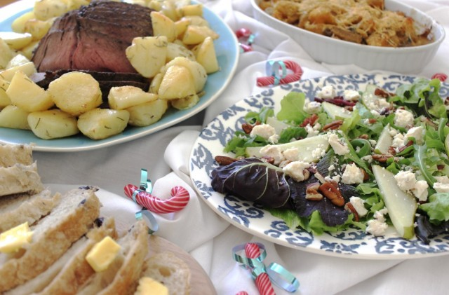 Christmas lunch ideas