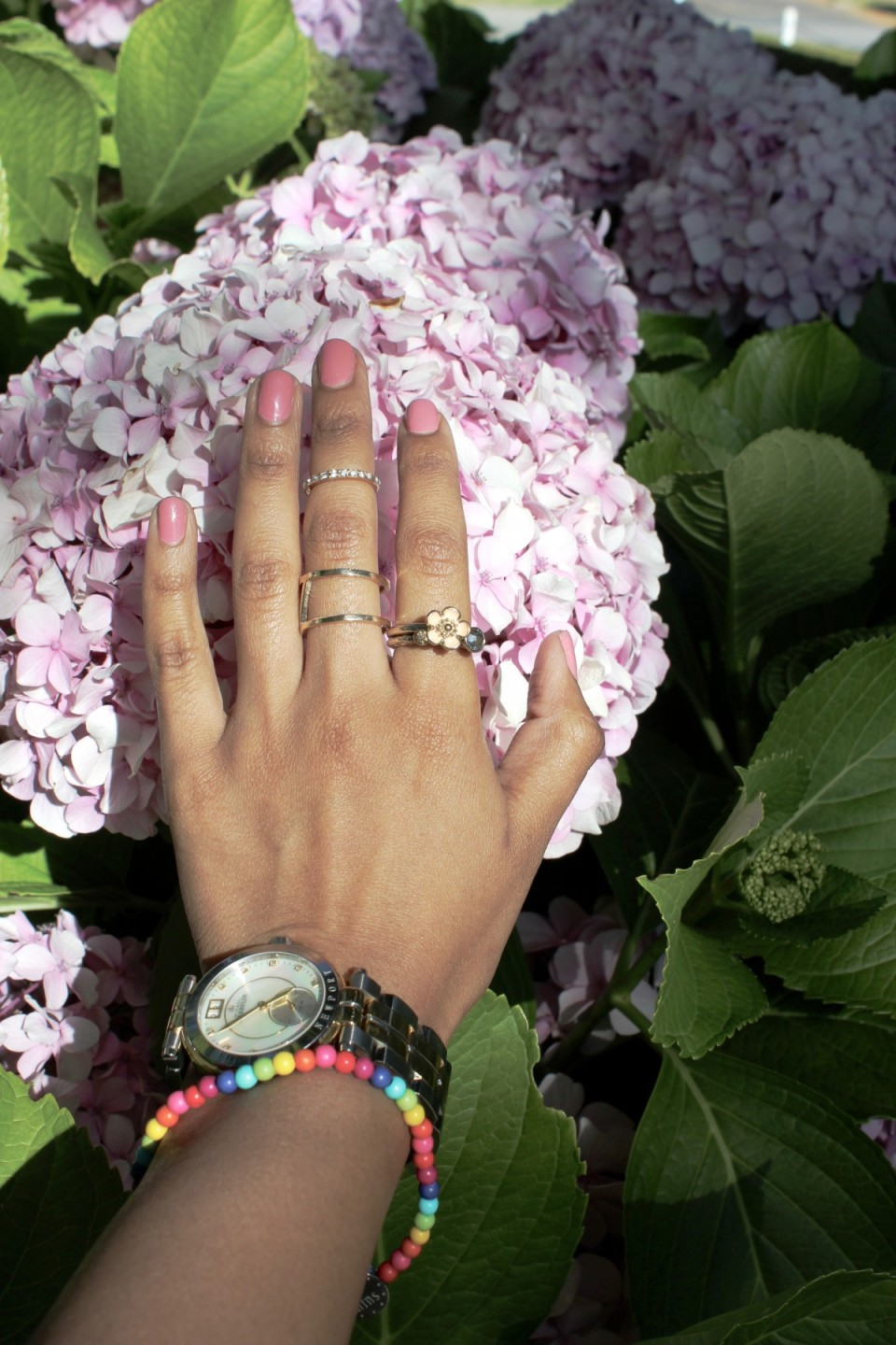 Stacking rings Watch Accessories details