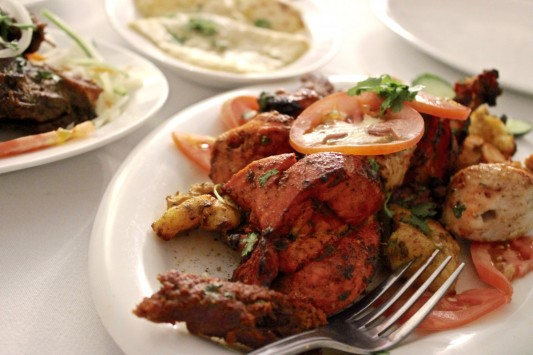 Authentic Indian cuisine in Cape Town