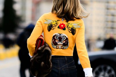 Street Style Milan Fashion Week Fall 201