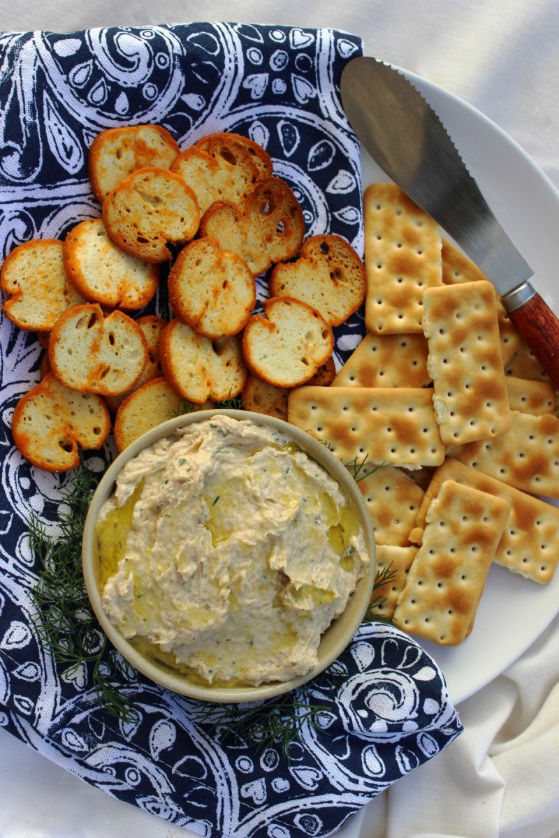authentic south african snoek pâté