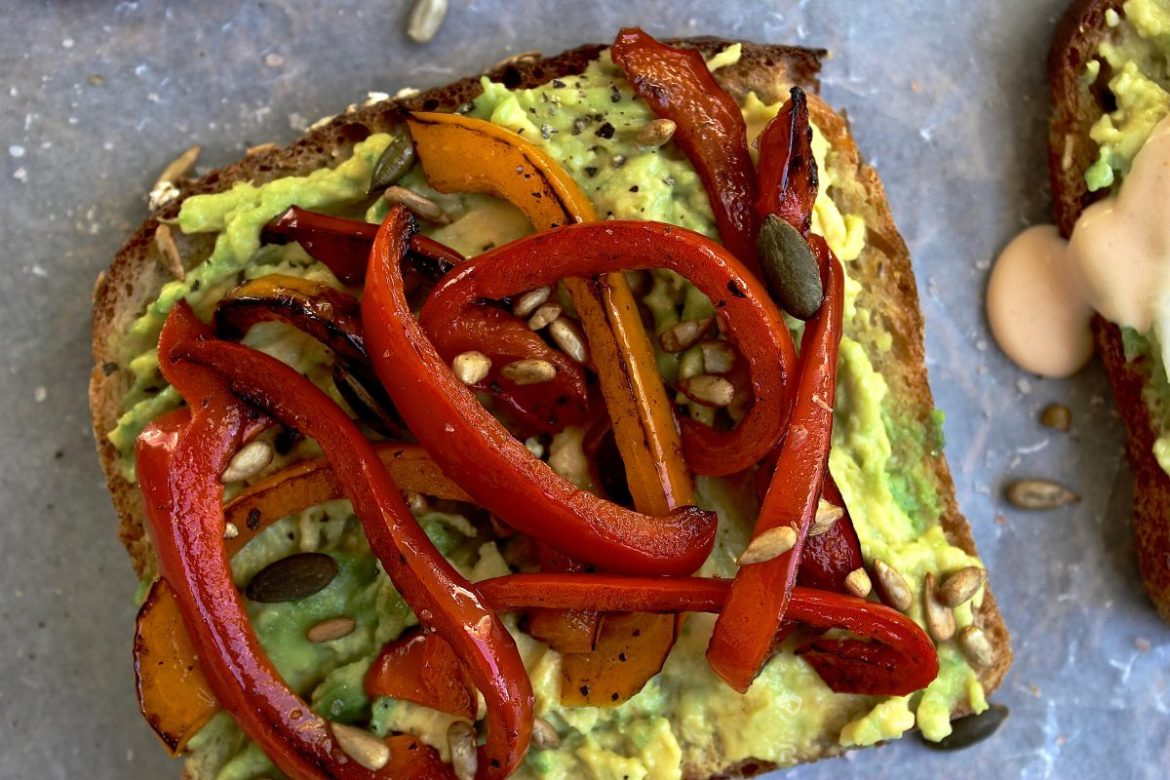 Avocado toast recipe ideas